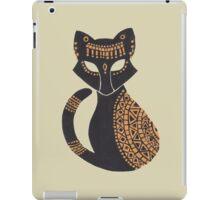 The Egyptian Cat iPad Case/Skin