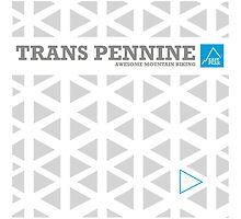 """East Peak Apparel """"Trans Pennine"""" Mountain Biking by springwoodbooks"""