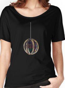 Bubble Globe Women's Relaxed Fit T-Shirt