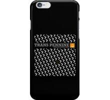 "East Peak Apparel ""Trans Pennine"" Mountain Biking iPhone Case/Skin"