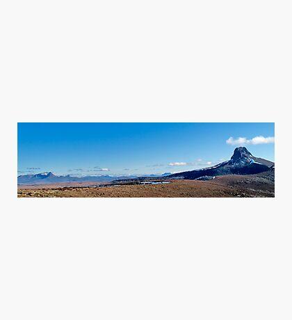 tasmanian highlands Photographic Print
