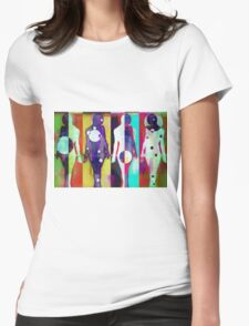 Body Language 25 Womens Fitted T-Shirt