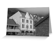 ABC Building, Simonstown Greeting Card