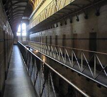 Melbourne Gaol  by Bianca Robinson