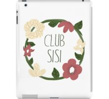 Club Sisi iPad Case/Skin