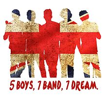 1D flag by Spread-Love