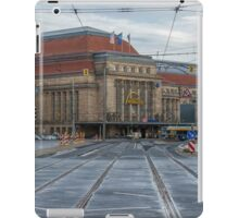 Leipzig Station iPad Case/Skin