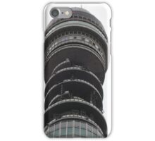 Telecom Tower, London iPhone Case/Skin