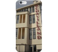 Art Deco factory iPhone Case/Skin