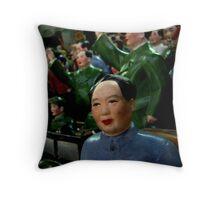 The Chairman Throw Pillow