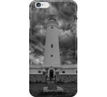 Lighthouse under Pressure iPhone Case/Skin