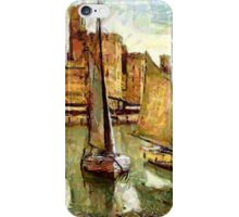 Carnarvon Castle, Wales - all products iPhone Case/Skin