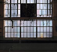 industrial window by rob dobi