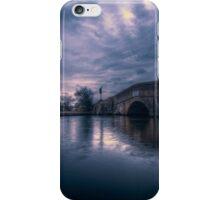 Potter Heigham Bridge iPhone Case/Skin
