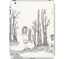 Misplaced Forest Dolls iPad Case/Skin