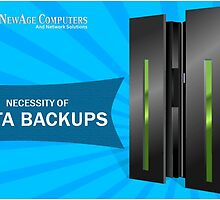 Necessity of Data Backups by NewAgeComputer