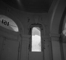 Space3 Interior by Joe Glaysher