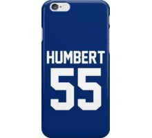"Humber Humbert ""55"" Jersey iPhone Case/Skin"