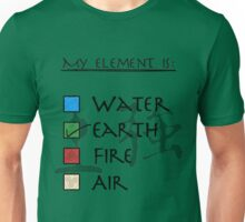 What kind of Bender are you? - Earth Unisex T-Shirt
