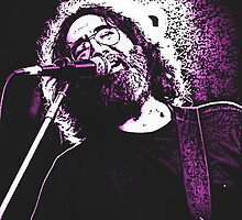 Jerry Garcia  by chinacat65