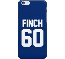 "Atticus Finch ""60"" Jersey iPhone Case/Skin"