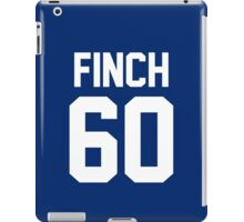 "Atticus Finch ""60"" Jersey iPad Case/Skin"