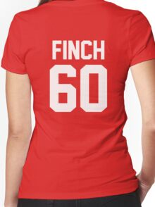 """Atticus Finch """"60"""" Jersey Women's Fitted V-Neck T-Shirt"""
