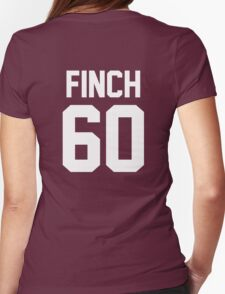 """Atticus Finch """"60"""" Jersey Womens Fitted T-Shirt"""