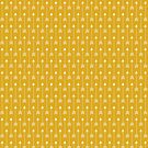 Arrows on Yellow Background by Hilda Rytteke