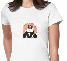 flower girl panda T-Shirt