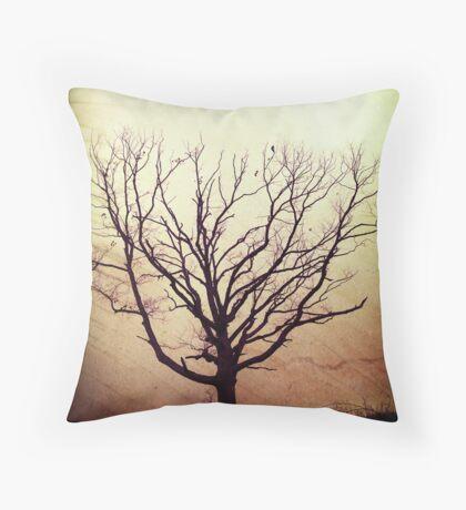 my favorite tree Throw Pillow