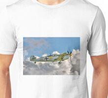 Hispano HA-1112M1L Buchón G-BWUE Unisex T-Shirt