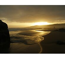 Sunset Grootjongensfontein South Africa Photographic Print