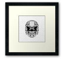 Day of the Dredd Framed Print