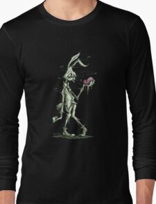 Bugs Zombunny (green) Long Sleeve T-Shirt