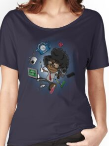 Moss's Happy Place Women's Relaxed Fit T-Shirt