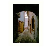 Malcesine (Lake Garda, Italy) Art Print