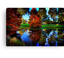 Autumn Tones Canvas Print