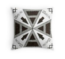30 Seconds To Mars Throw Pillow