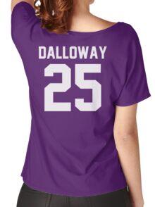"Clarissa Dalloway ""25"" Jersey Women's Relaxed Fit T-Shirt"