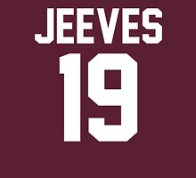 "Jeeves ""19"" Jersey Unisex T-Shirt"