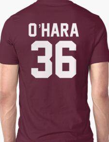 "Scarlett O'Hara ""36"" Jersey Unisex T-Shirt"