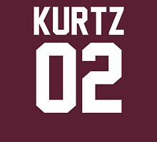 """Kurtz """"02"""" Jersey Unisex T-Shirt"""