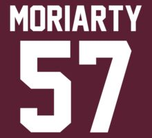 "Dean Moriarty ""57"" Jersey by ShirtAutonomy"