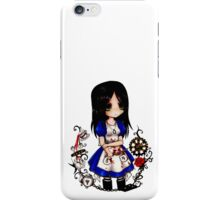 alice liddell iPhone Case/Skin