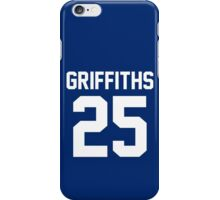 """Clyde Griffiths """"25"""" Jersey iPhone Case/Skin"""