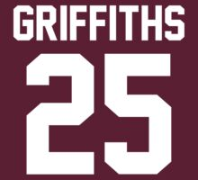 "Clyde Griffiths ""25"" Jersey by ShirtAutonomy"
