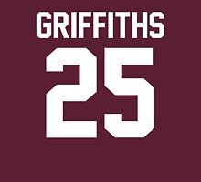 "Clyde Griffiths ""25"" Jersey Unisex T-Shirt"
