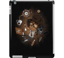 Moss's Happy Place (4 Colour Versh) iPad Case/Skin