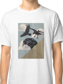 Crow invasion Classic T-Shirt